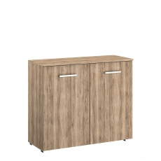 Alpen - 2 Door Chest In A4M06 Sonoma Oak