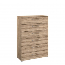 Odyssey - 6 Drawer 80cm Chest