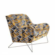Anneka - Accent Chair In Fabric