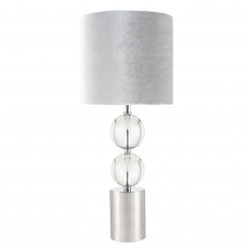 Duo Clear Table Lamp