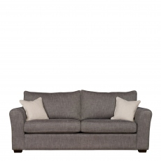Collins & Hayes Heath - Fixed Cover Medium Sofa In Fabric
