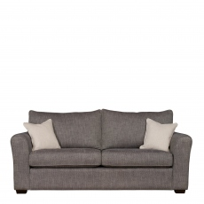 Collins & Hayes Heath - Fixed Cover Small Sofa In Fabric