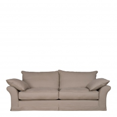 Collins & Hayes Miller - Loose Cover Large Sofa In Fabric