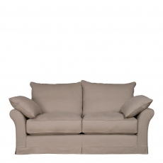 Collins & Hayes Miller - Loose Cover Small Sofa In Fabric