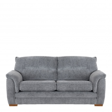 Grace - 3 Seat Sofa In Fabric Augusta