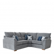 Grace - 2 Seat LHF Arm Corner 1 Seat RHF Arm Sofa Group In Fabric Augusta