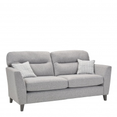 Hetty - 3 Seat Sofa In Fabric Moet