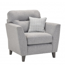 Hetty - Chair In Fabric Moet