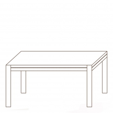 Porto - 225 x 98cm Dining Table Oak