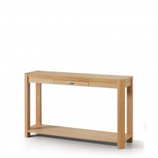 Porto -130x35cm Console Table Oak