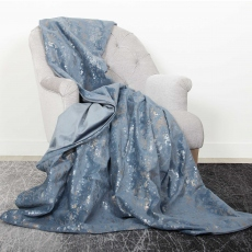 Kira Throw Blue