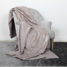Kira Throw Taupe