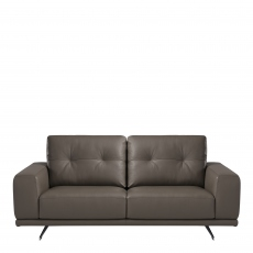 Altamura - Maxi 2 Seat Sofa In Leather Cat L20