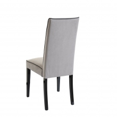 Dining Chair With Contrast Piping