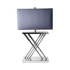 Colossus Table Lamp Grey