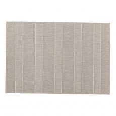 Patio Rug PAT03 Beige Stripe