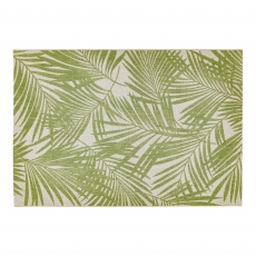 Patio Rug PAT15 Green Palm
