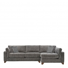 Linara - 3 Seat Sofa With RHF Chaise End
