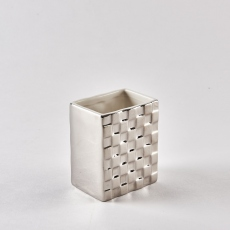 Chess Tumbler Silver