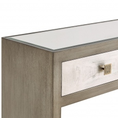 Horizon - Console Table - Silver Paint Finish