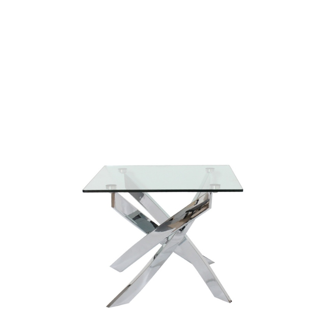 Puzzle - Square Lamp Table