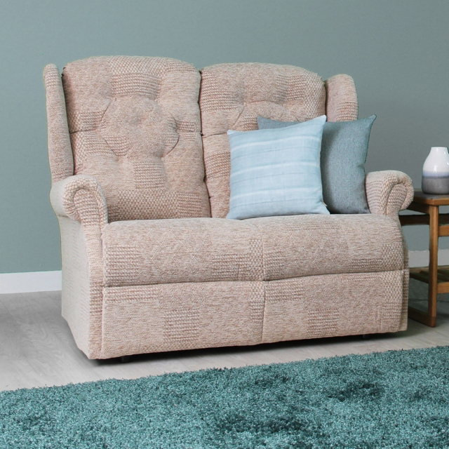 Somerset - Standard 3 Seat Sofa Queen Anne