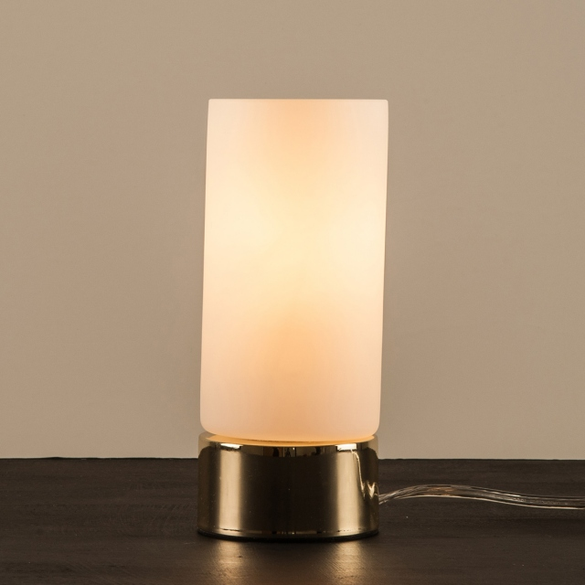 Iota Touch Lamp Gold Effect