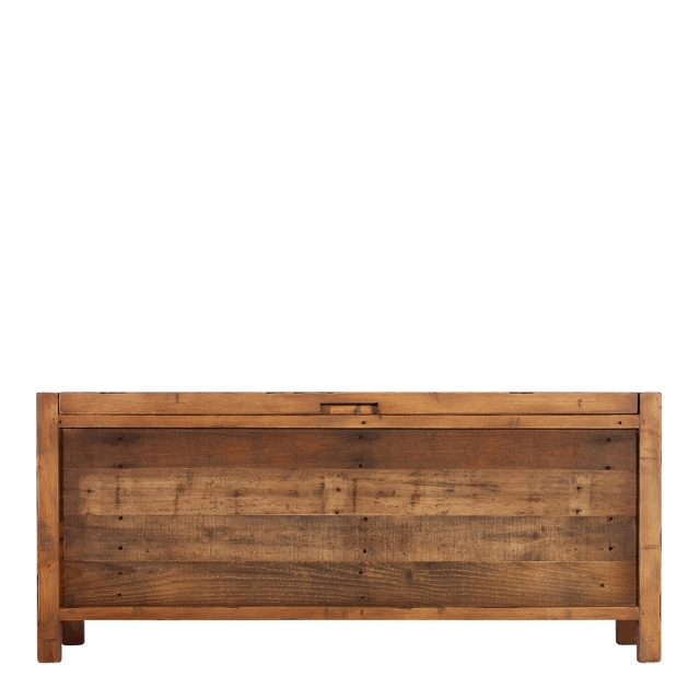 Delta - Blanket Box Reclaimed Timber