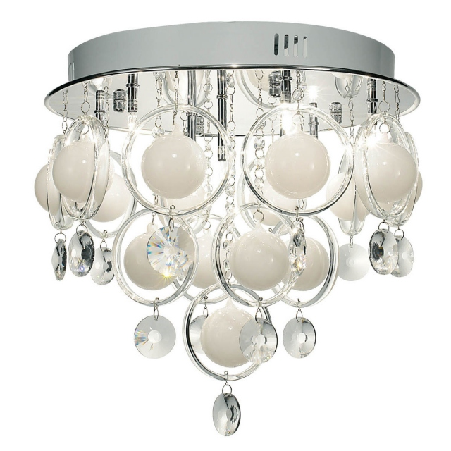 Cumuli 9 Light Pendant