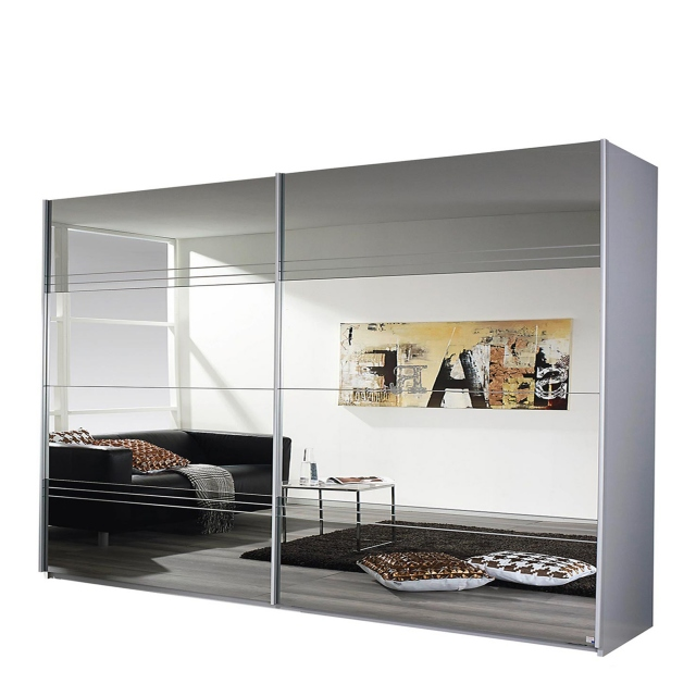 Reflection - 271cm 2 Door Sliding Robe