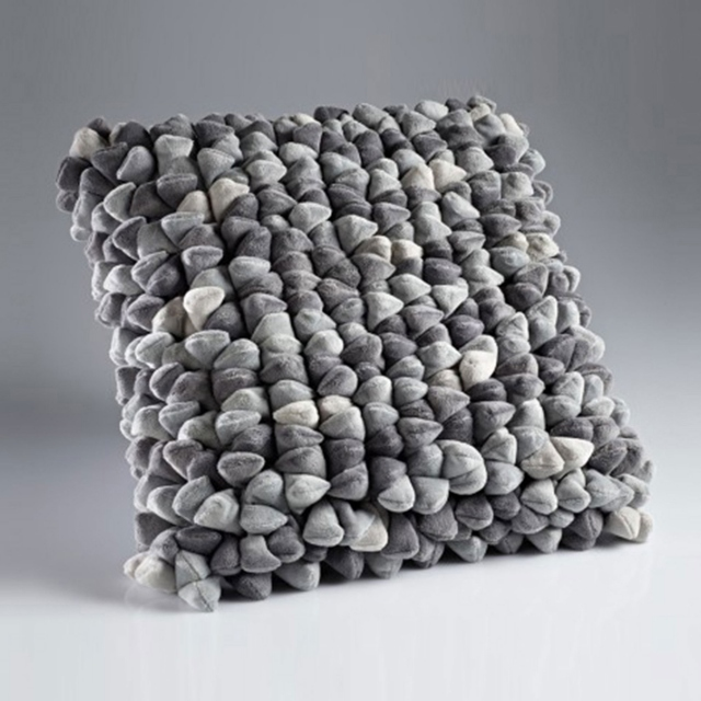 Pebble Grey Cushion