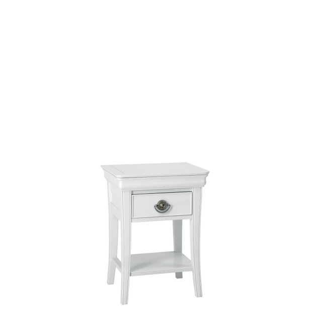 Lace - 1 Drawer Nightstand