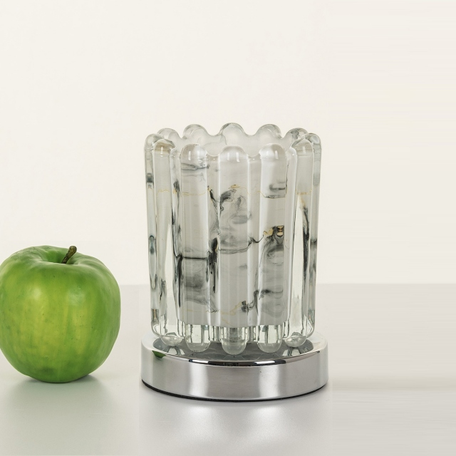 Elf Touch Lamp Polished Chrome