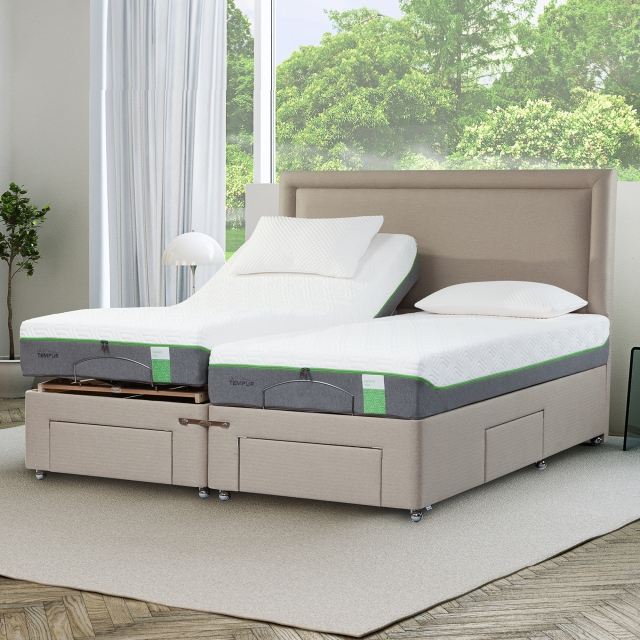 Tempur Moulton - Adjustable Divan Base