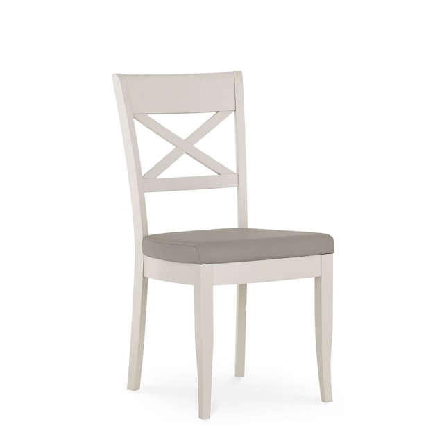 Chateau - Soft Grey x Back Chair