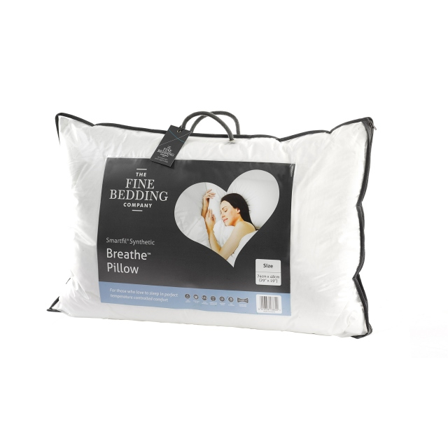 Fine Bedding Breathe Pillow