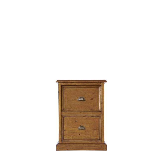 Pinehurst - 2 Drawer Filling Cabinet