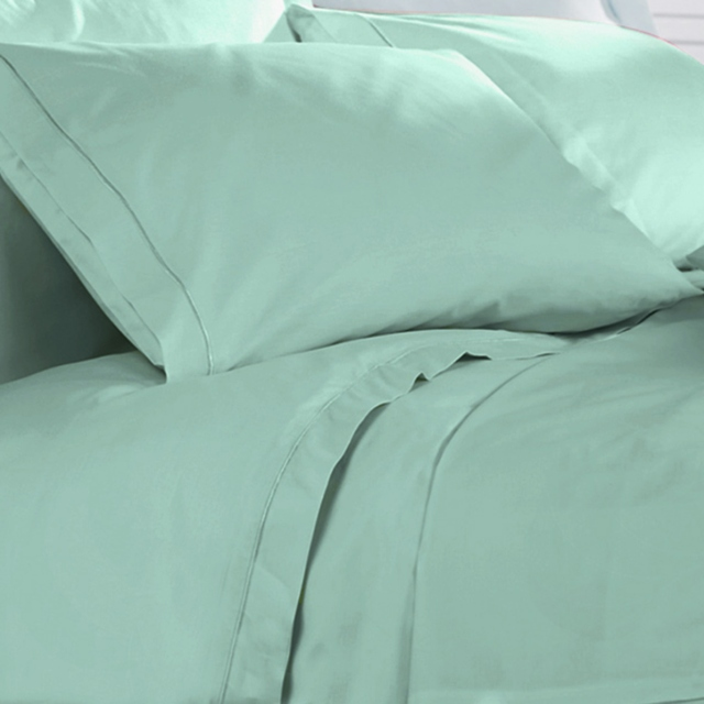 Oxford Pillowcase 200 Count Polycotton Teal