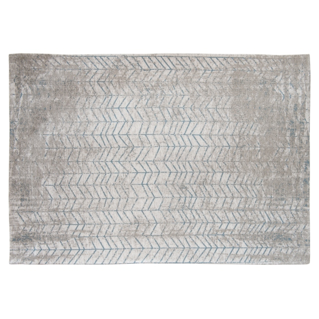 Mad Men Rug 8927 Tribeca Blue