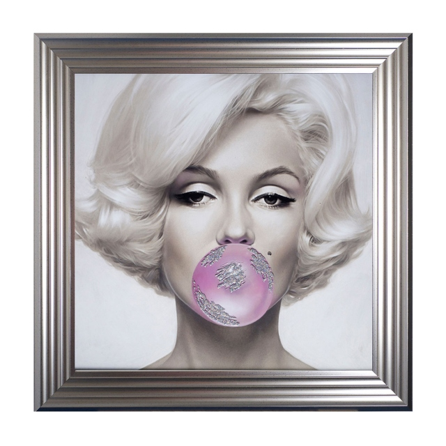 Bubblegum Beauty - Marilyn