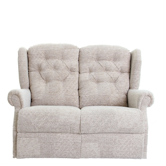 Somerset - Standard 2 Seat Sofa Upholstered In SADNV48 Multi Fabric
