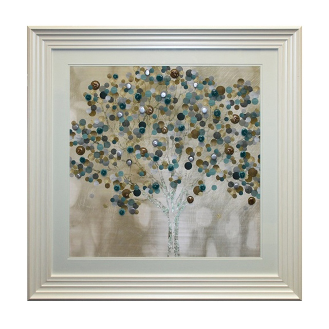 Bubble Tree - Teal