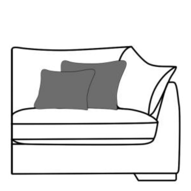 Infinity - Small Sofa RHF Arm