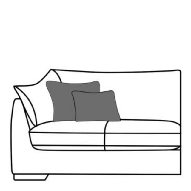 Infinity - Large Sofa LHF Arm