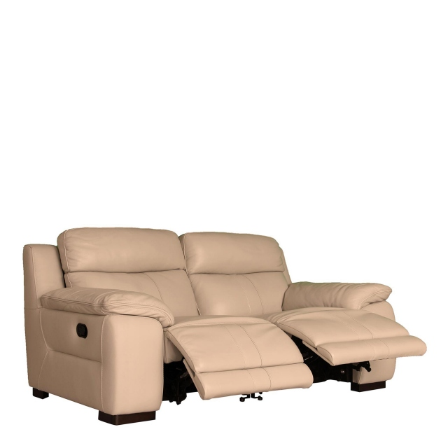 Tivoli - 3 Seat Sofa Manual Recliner