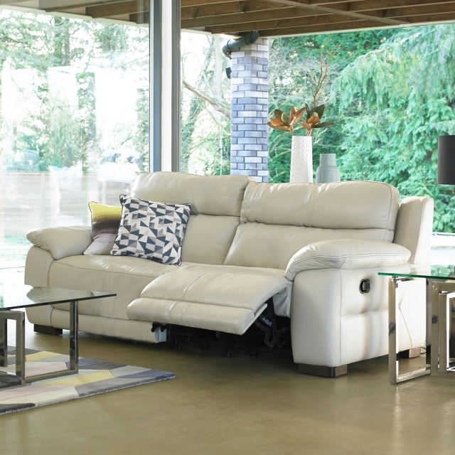 Tivoli - Armless 1.5 Seat Sofa Manual Recliner