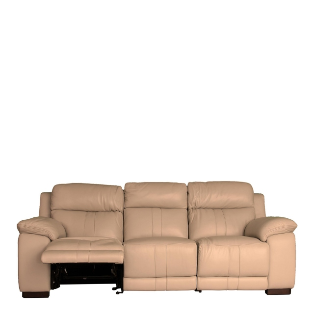 Tivoli - 3 Seat Sofa with 3 Cushions Manual Recliner