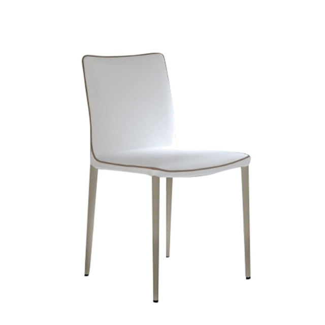 Nata - Chair Low Back Metal Legs