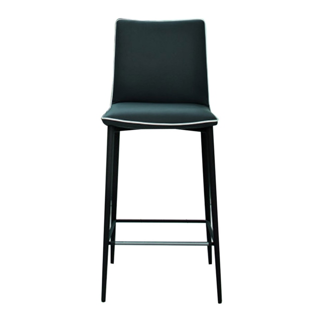 Nata - Low Barstool Metal Legs