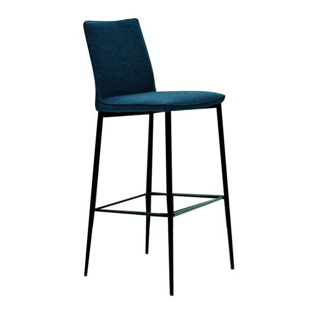 Nata - High Barstool Metal Legs